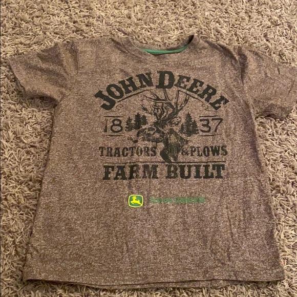 John Deere Boys Tee